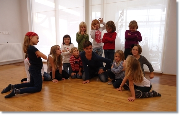 Workshop Theaterclub